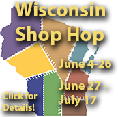 Wisconsin State Quilt Shop Hop